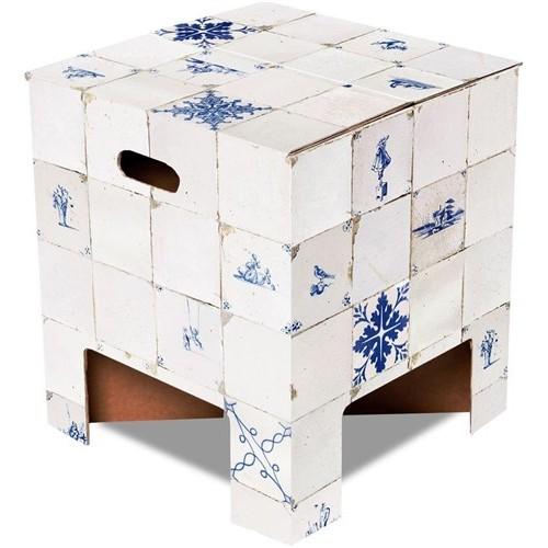 Dutch Design Chair Dutch Tiles