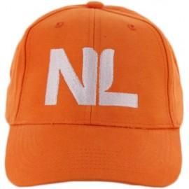 Cap oranje NL Netherlands