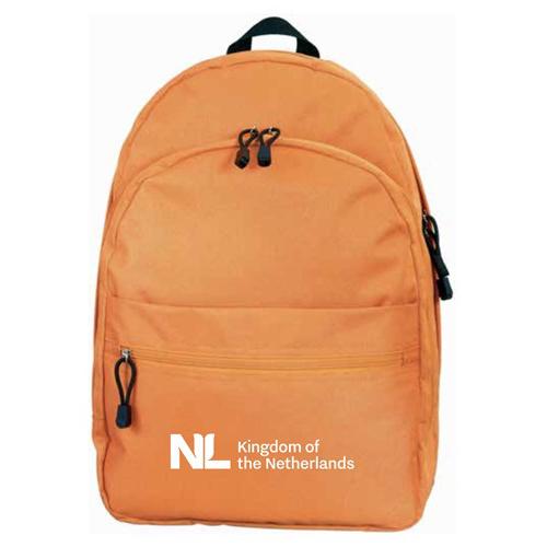 Rugzak oranje NL Netherlands