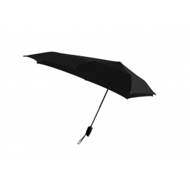 Senz paraplu inklapbaar automatic zwart