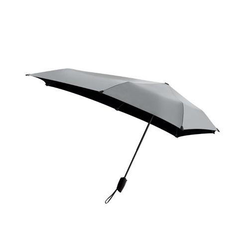 Senz paraplu inklapbaar automatic zilver