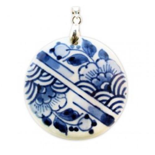 Medallion The original blue