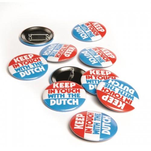 Buttons Holland