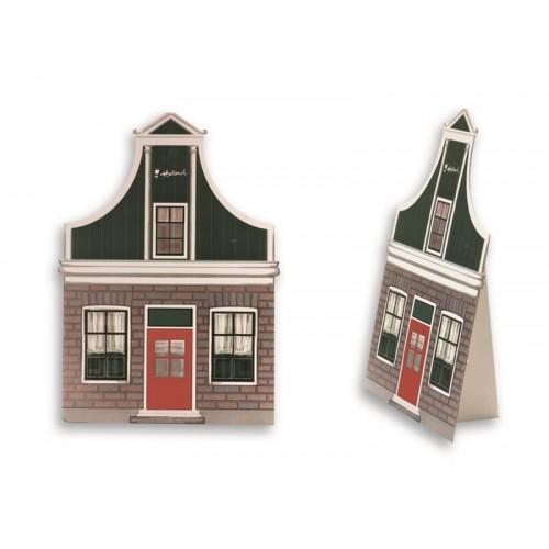 Display Zaans huisje