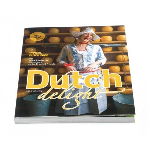 """Receptenboek """"Dutch Delight"""""""