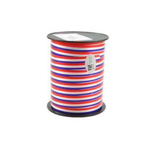Rol krullint R/W/B 10mm/250m