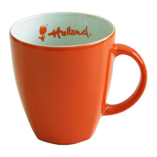 Mok oranje Holland