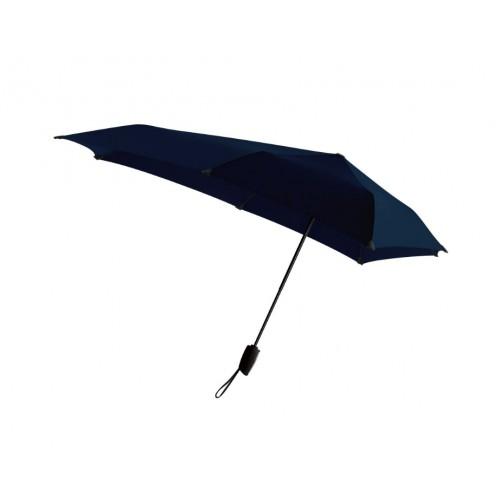 Senz paraplu inklapbaar automatic blauw