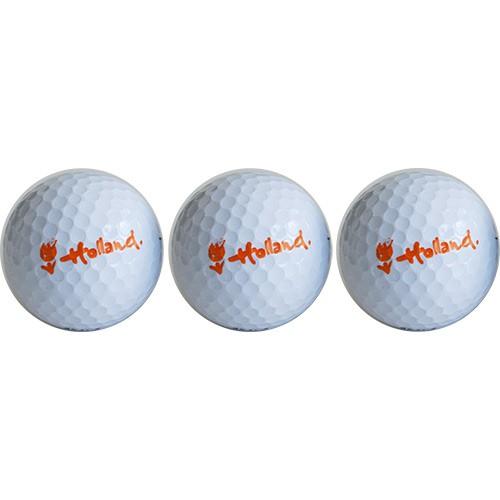Wilson Titanium Golfbalset (3 stuks in doosje)