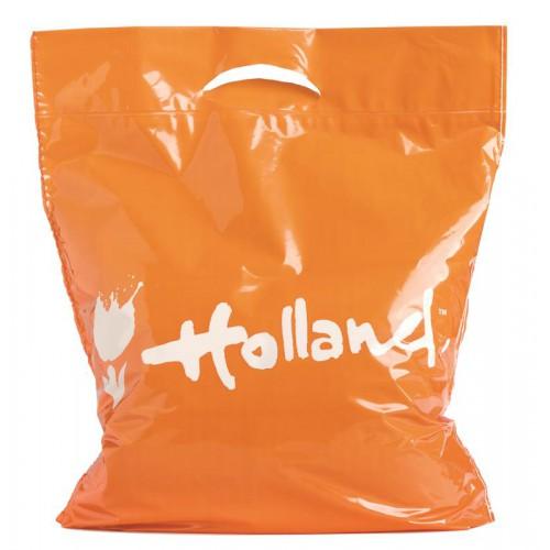 Plastic draagtas Holland